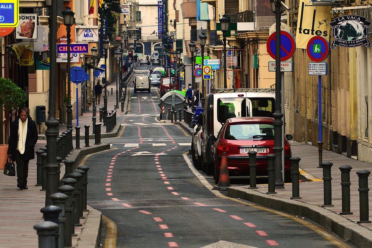 Dra på biltur i Europa